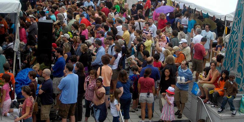 The Decatur Book Festival