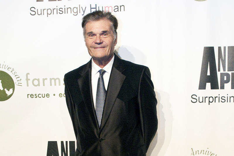Fred Willard at the Farm Sanctuary 25th Anniversary Gala in New York City.