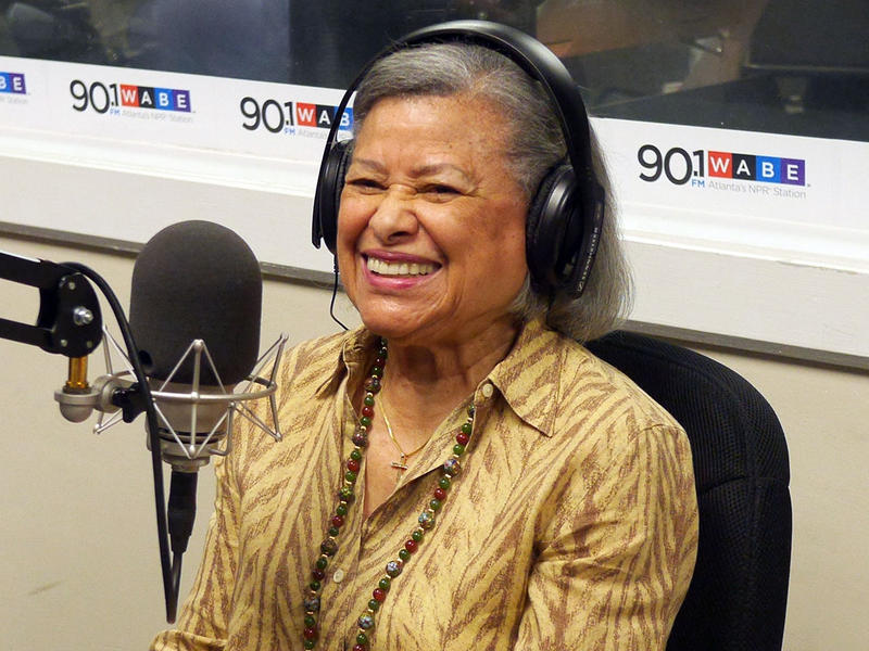 82-year-old Azire Gonzales Hill talks about her childhood in Cuba and President Obama's announcement about re-establishing an American embassy in Cuba by the end of July.