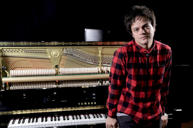 Occasionally rambunctious jazz pianist and singer Jamie Cullum performs at Atlanta Symphony Hall on Sunday, February 8.