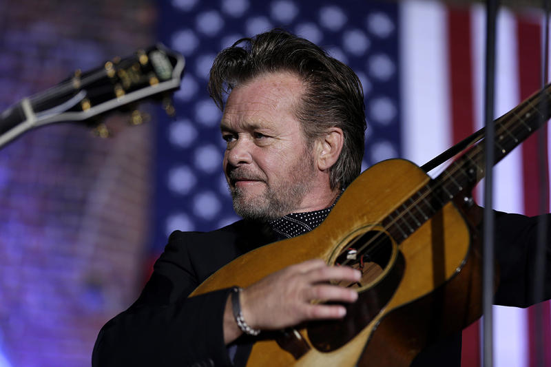 John Mellencamp performs at the Fox Theater in Atlanta on Friday March 13