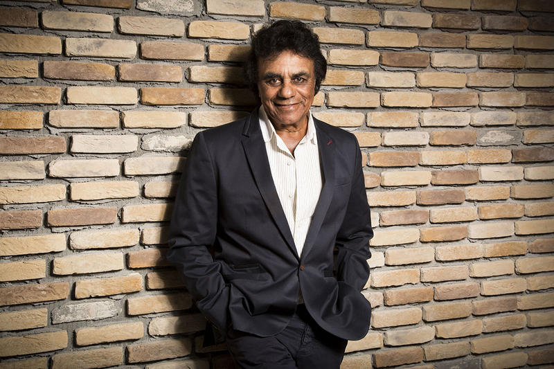 In this Monday, Sept. 8, 2014 photo, singer Johnny Mathis poses for a portrait in Los Angeles.