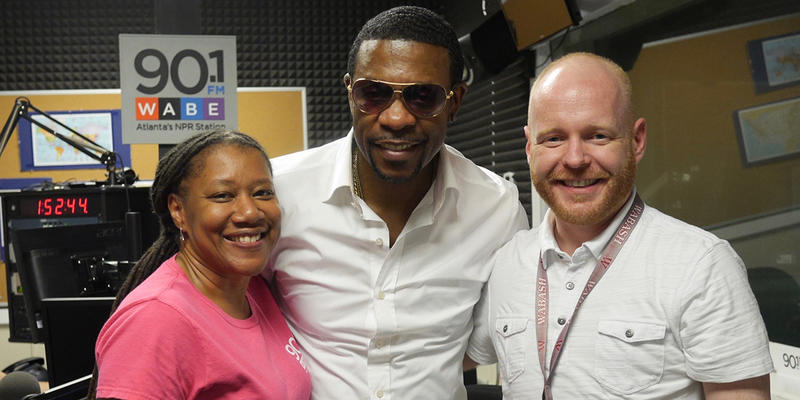 R&B legend Keith Sweat talks about his new album, ''Dress to Impress,'' and his three decades in the industry today on ''Closer Look.''