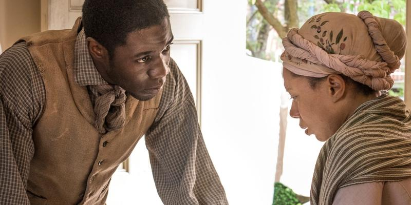 Actor McKinley Belcher III discusses his role as Samuel Diggs, a free black laborer, in PBS's new series ''Mercy Street'' on ''Closer Look.''