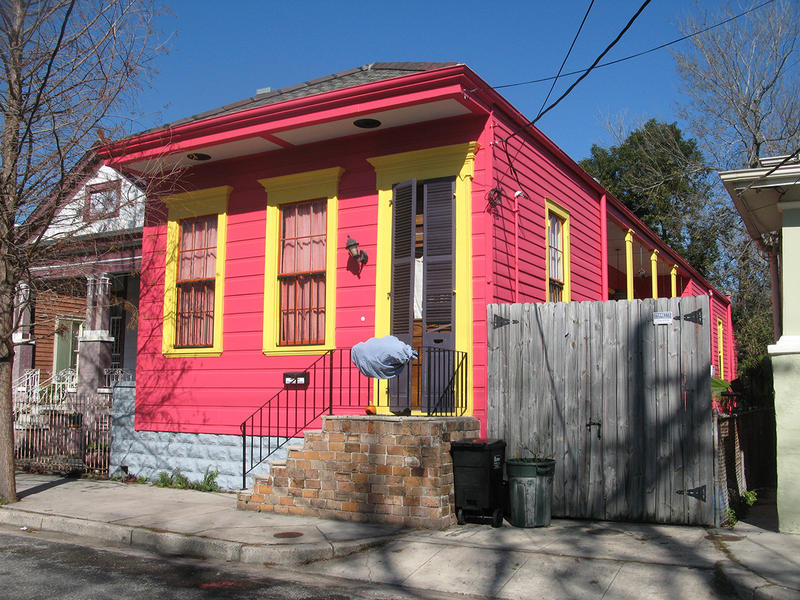 A New Orleans home