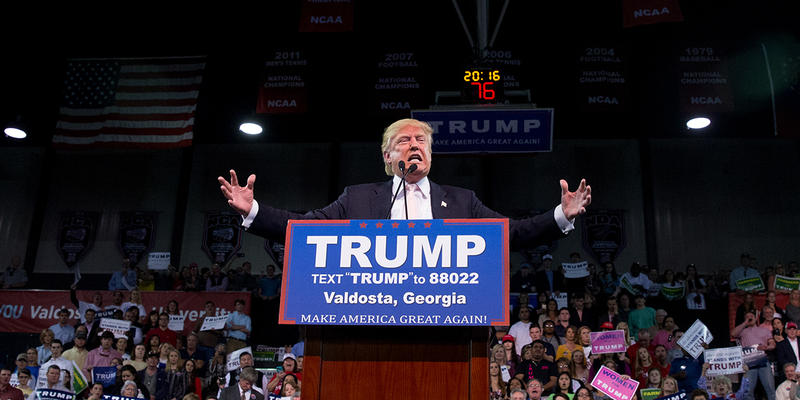 Trump, Far Right, Primary, The blog of Alessio Postiglione
