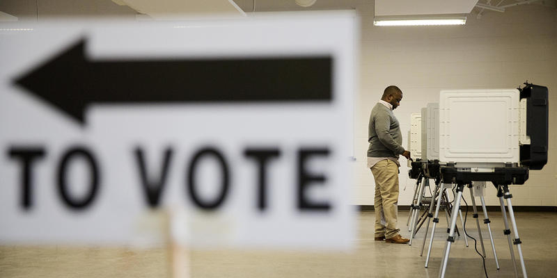 Georgians will be heading to the voting booths Tuesday.