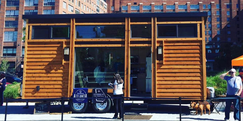 The Atlanta City Council passed legislation for tiny homes to be built within city limits on Monday.
