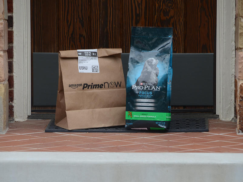 Packages are delivered much faster with Amazon Prime's new delivery option in Atlanta, Georgia on Thursday, April 2, 2015. (Photo/ Brenna Beech)