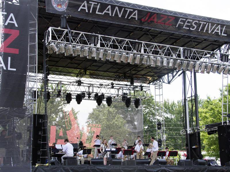 Atlanta Jazz Festival 2014