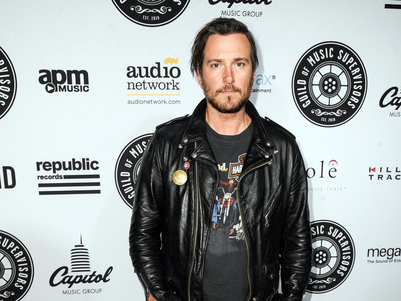 Butch Walker arrives at the 5th Annual Guild Of Music Supervisors Awards held at Mack Sennett Studios on Wednesday, Jan. 21, 2015, in Los Angeles.