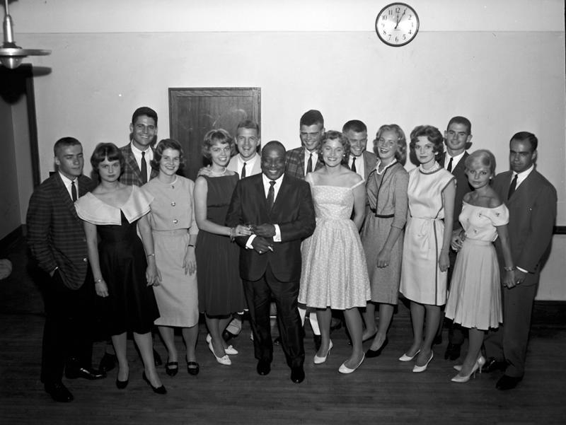 Count Basie at Joe College Weekend, 1961