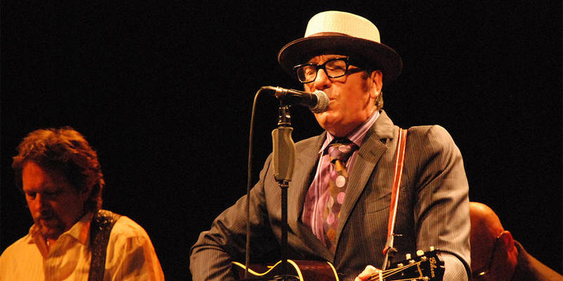 Elvis Costello will be in conversation at the Variety Playhouse on Monday, Oct. 18.