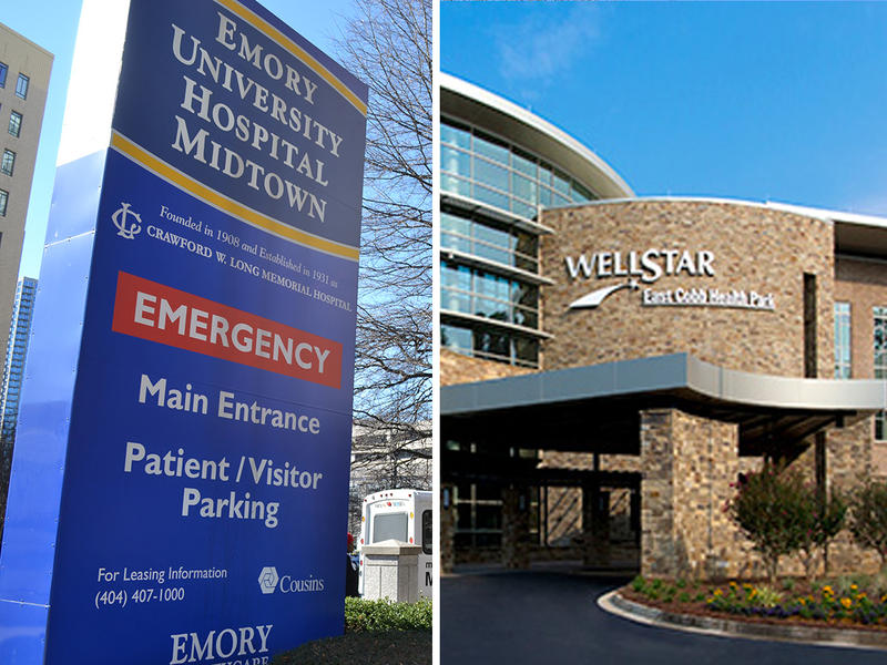 Emory University Hospital and Wellstar merger