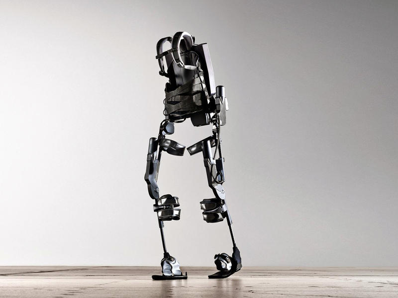 Children's Healthcare of Atlanta is the first pediatric hospital to utilize the Bionic Exoskeleton designed by Ekso Bionics to assist children and teen patients in rehab.