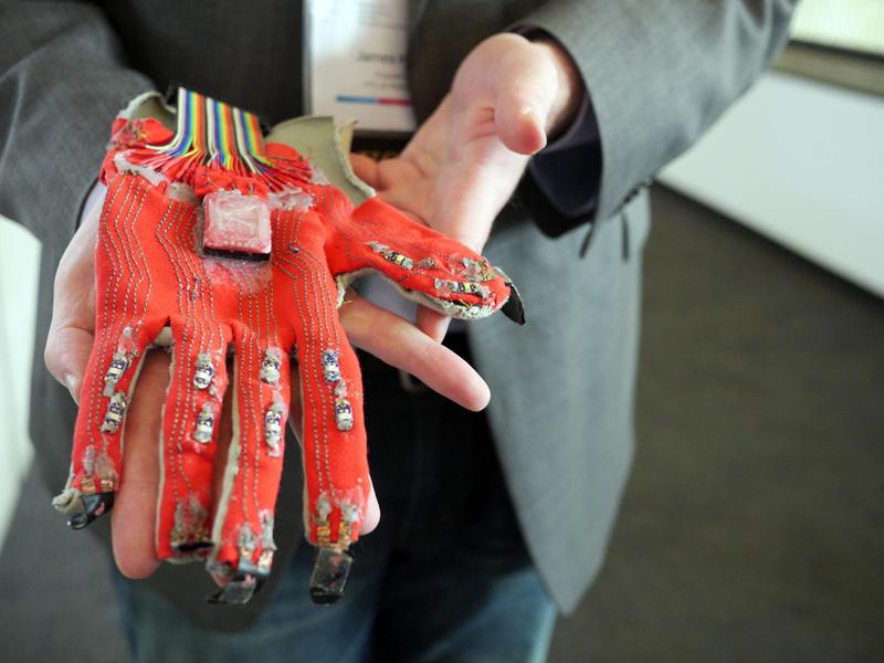 Haptic Mirror Therapy Glove at Georgia Tech