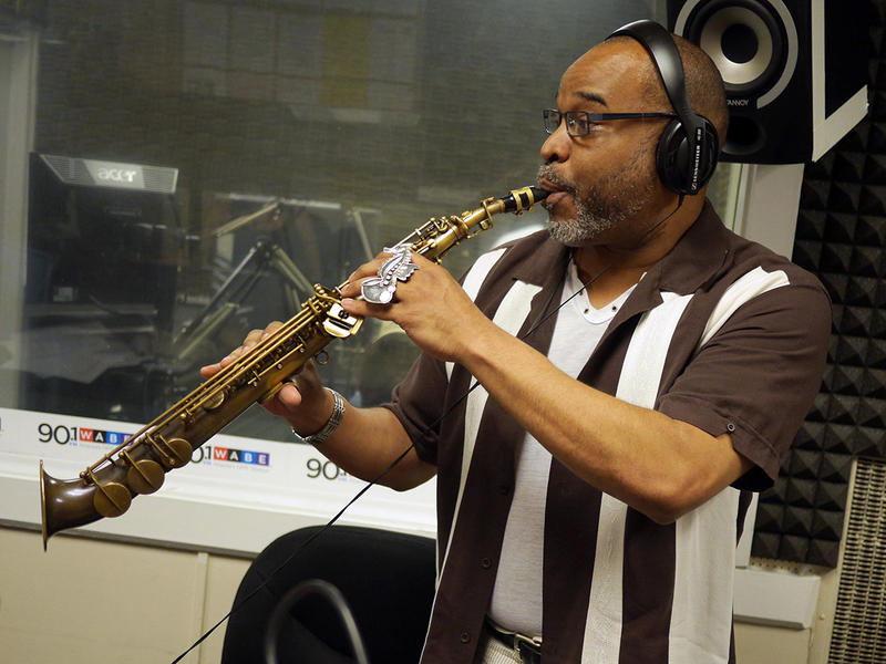 Jeff Sparks shares some of his jazz music and talks about the upcoming Atlanta Jazz Fest in which he will be playing.
