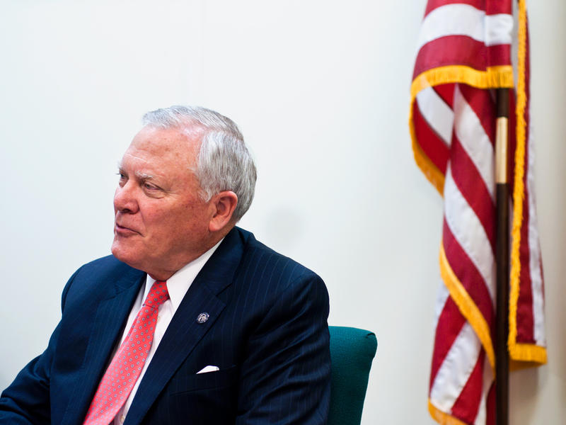 Denis O'Hayer interviews Georgia Governor Nathan Deal