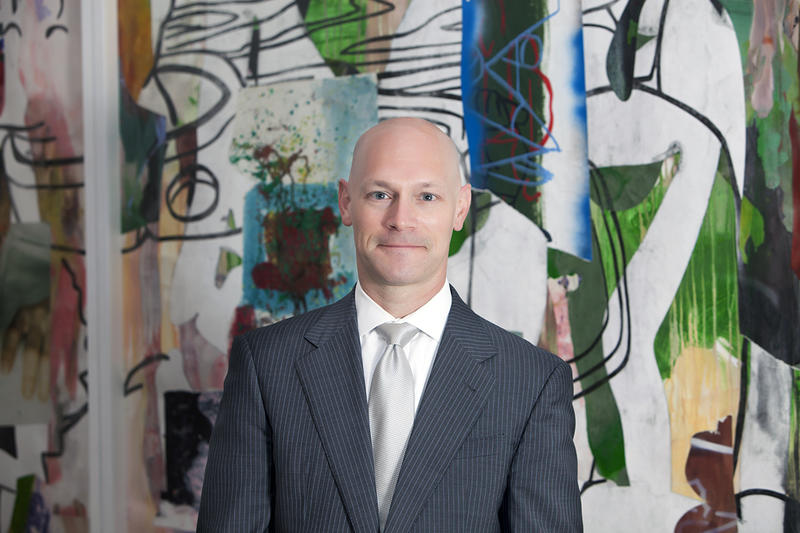 Randall Suffolk, the newly named director of the High Museum of Art.