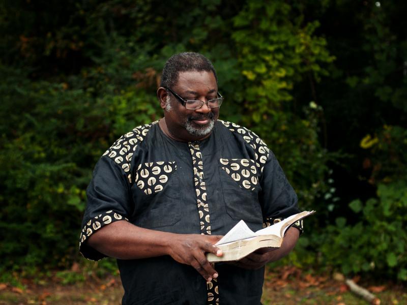 Reverend William Harris