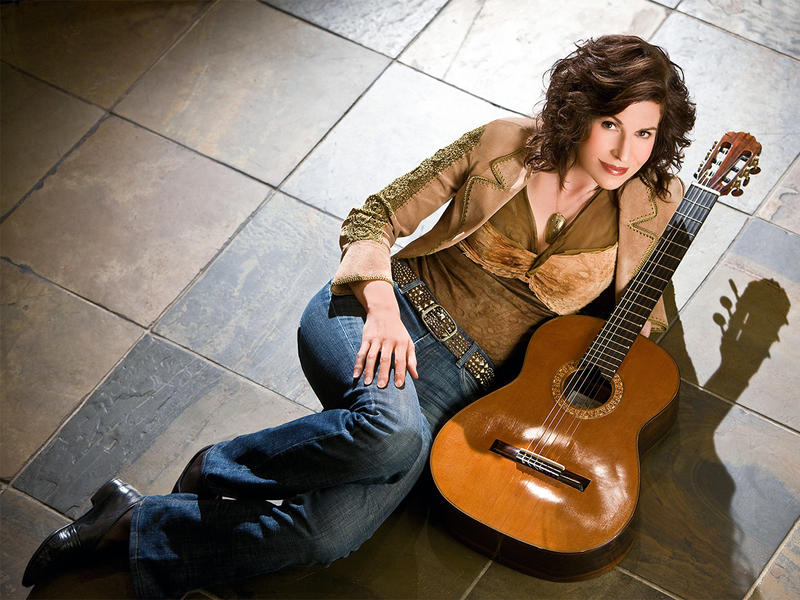 Sharon Isbin will perform at Emory University.