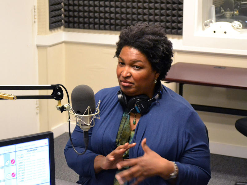 Ga. House Minority Leader Stacey Abrams