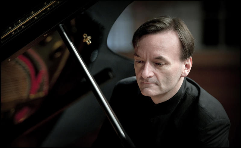 Classical pianist, Stephen Hough will be in concert Sunday at Spivey