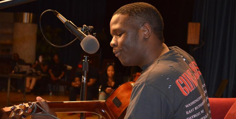 Atlanta musician Young Marco talks about his tour of local high school proms on ''Closer Look.''