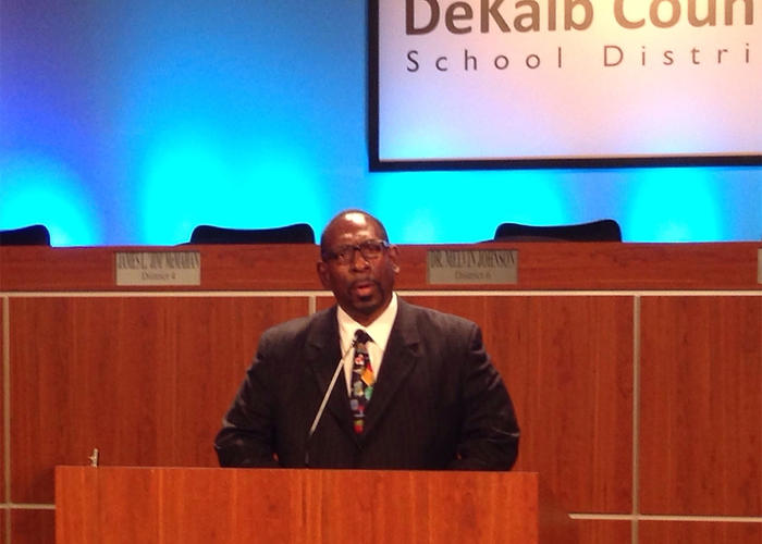 how to become a substitute teacher in dekalb county