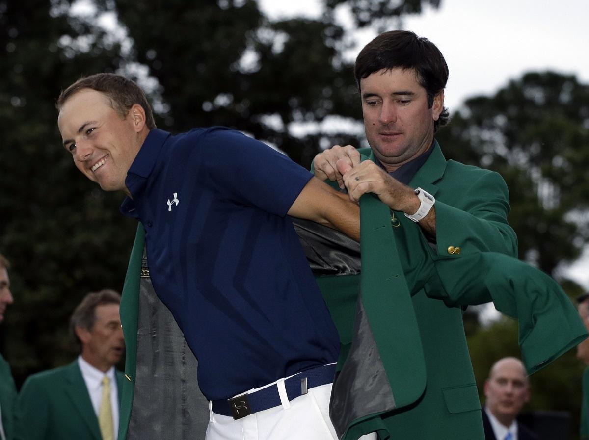 2a52dd9477d574 Golfer Jordan Spieth Wins Masters