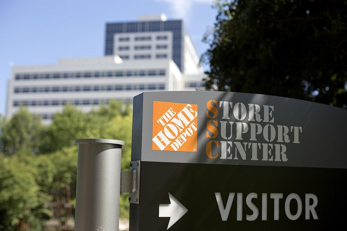Atlanta Based Home Depot Has Record Setting Sales Quarter Wabe