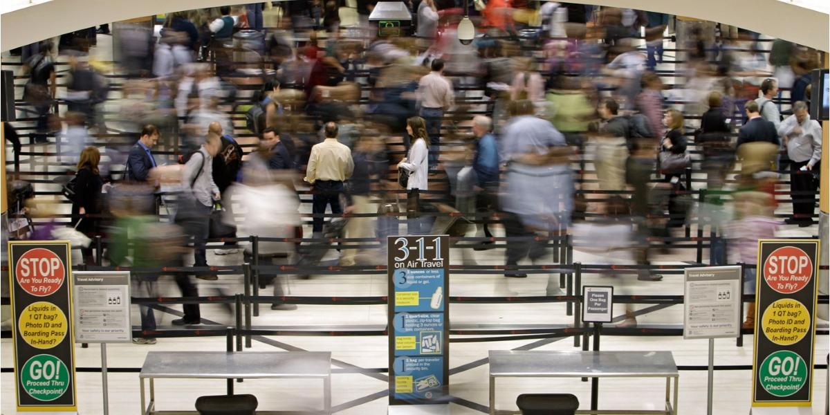 how to pass airport security