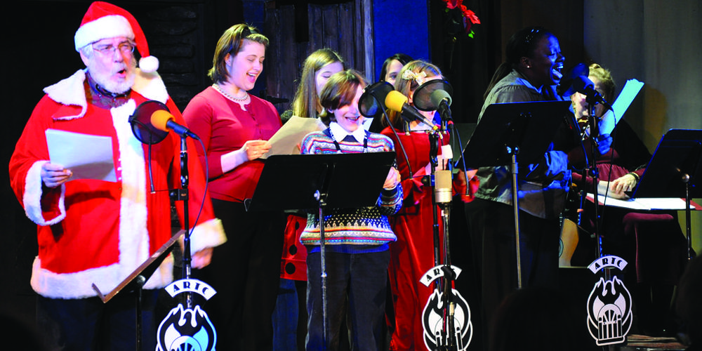 An Atlanta Christmas\' Continues Radio Theater Tradition | WABE 90.1 FM