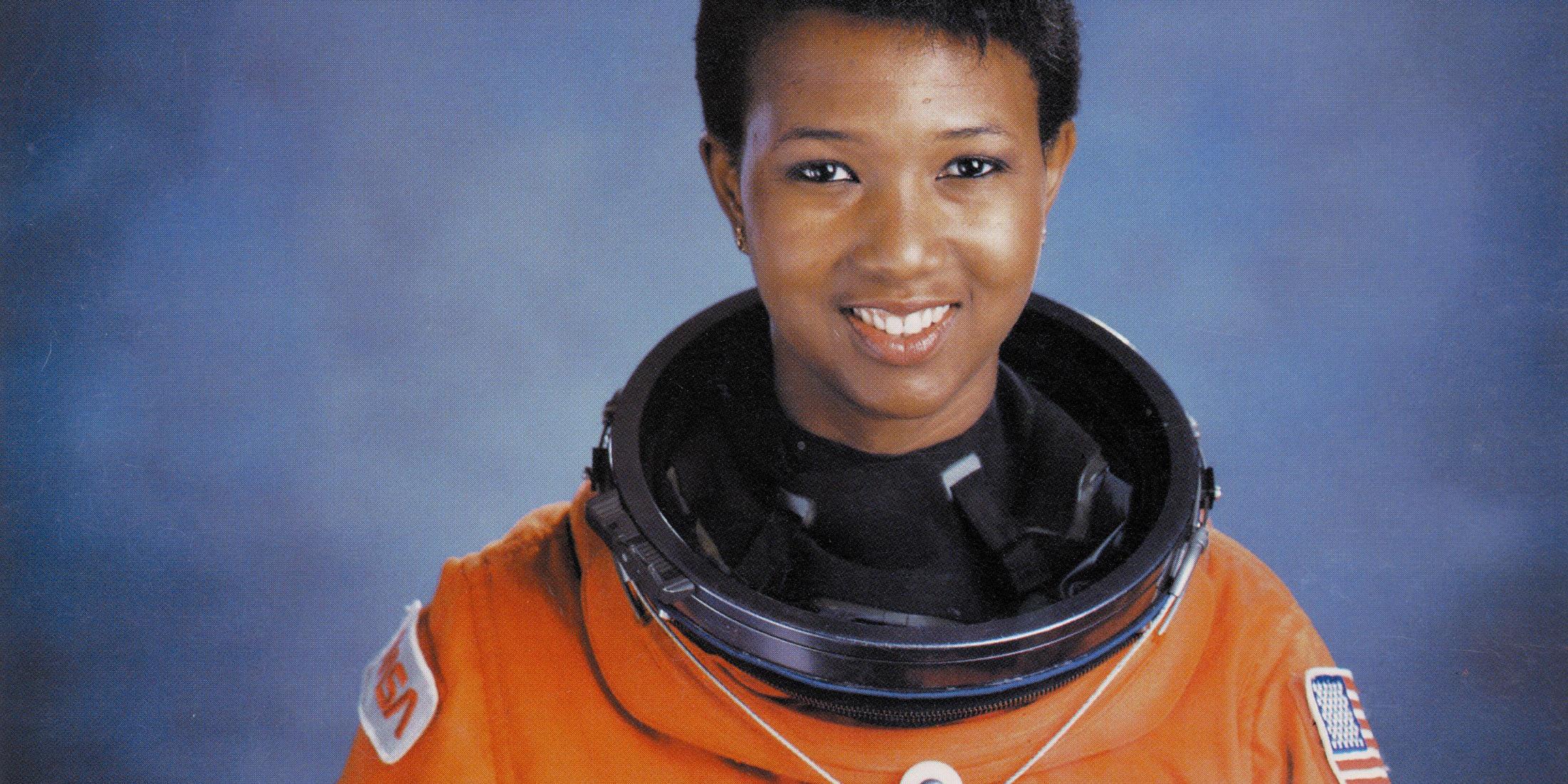woman astronaut mae jemison-#22