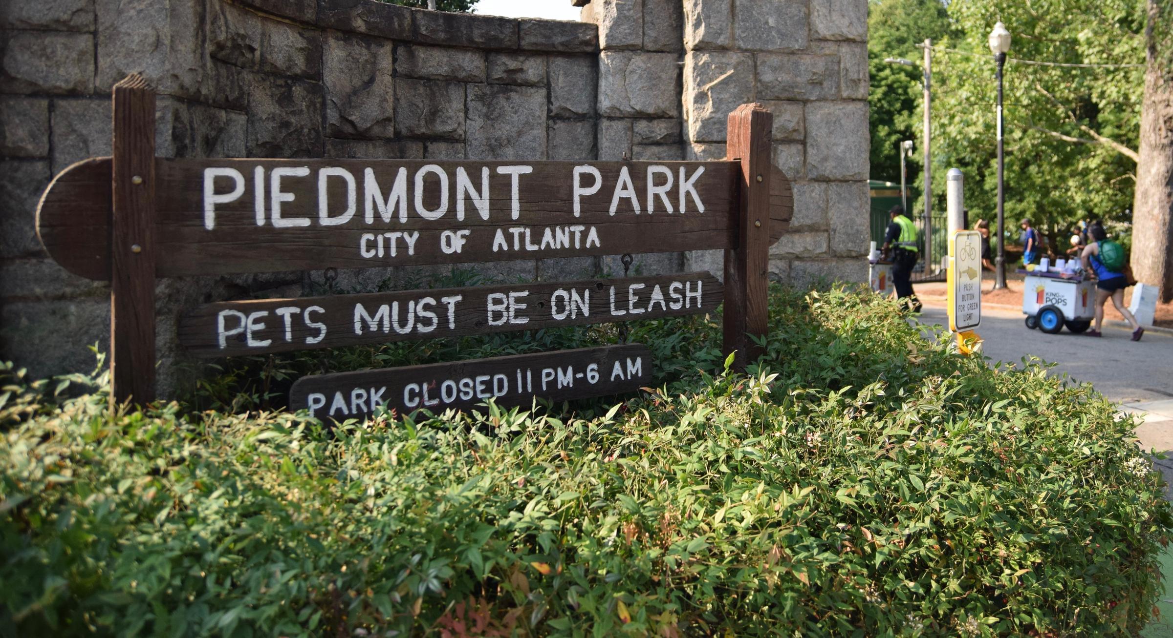 Restaurants Overlooking Piedmont Park
