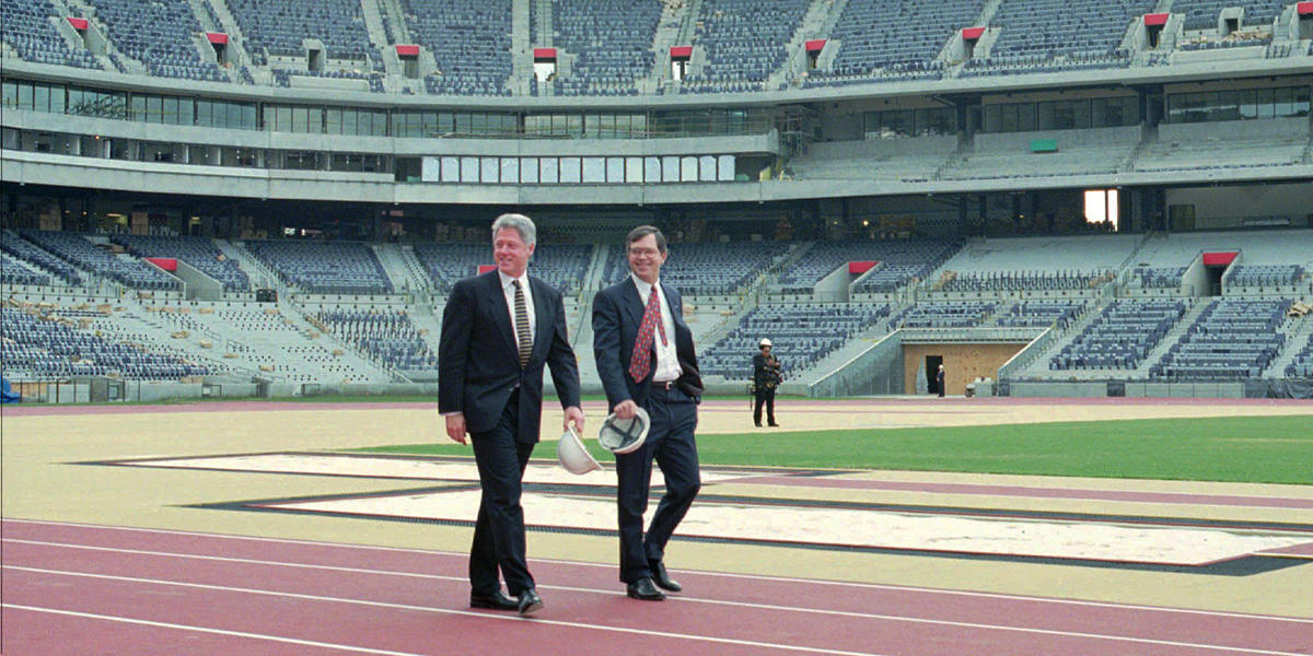 1996 Atlanta Olympic Venues: Where Are They Now? | WABE 90.1 FM