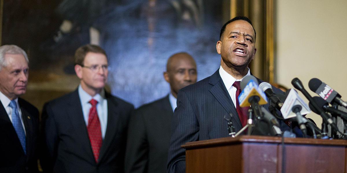 Former Atlanta Fire Chief Asks Congress To Pass Religious