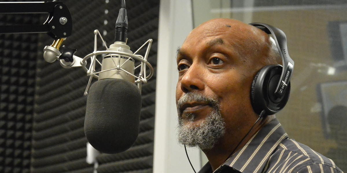 Ajamu Baraka, Green Party candidate for vice president of the United States, talks about his ticket's campaign for the presidency on Wednesday's ''Closer ...