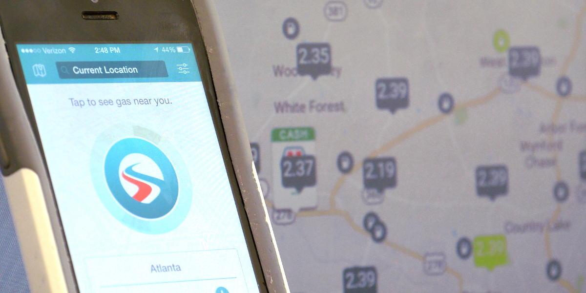 Atlanta Gas Prices >> Mobile Apps Allow Users To Track Atlanta Gas Prices Wabe