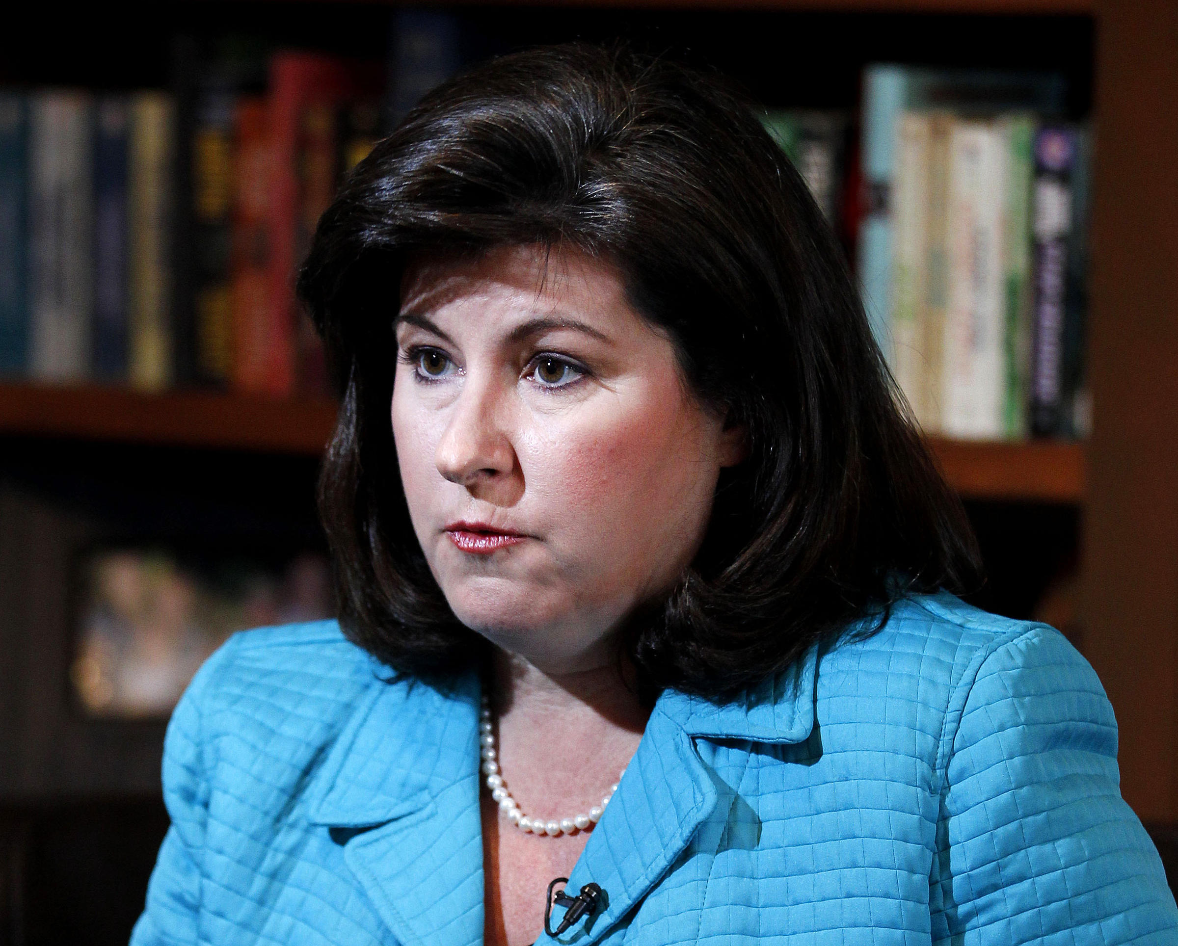 Karen Handel Says She Had Nothing To Do With A Letter That Was Sent Out  Claiming She Would