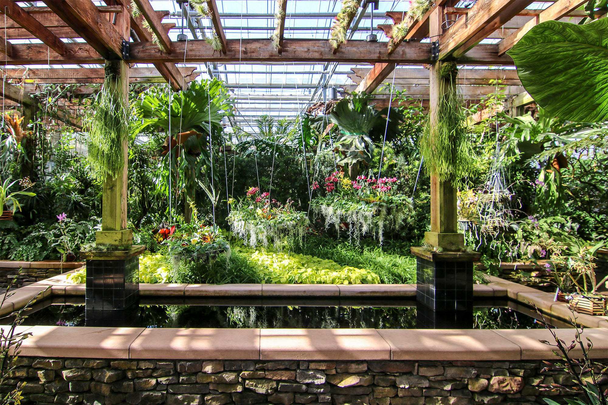 Best botanical garden in the us atlanta competes for top for The gardener landscaping