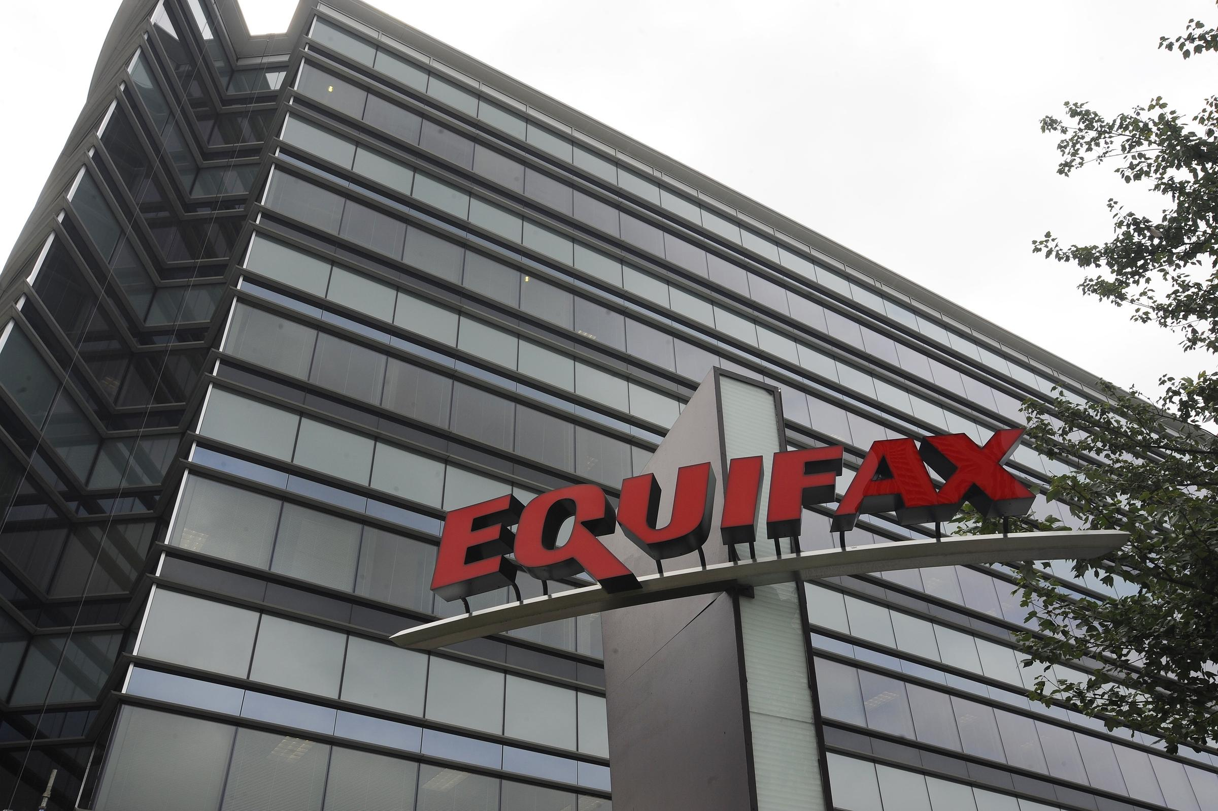 Two Equifax executives will retire following massive data breach
