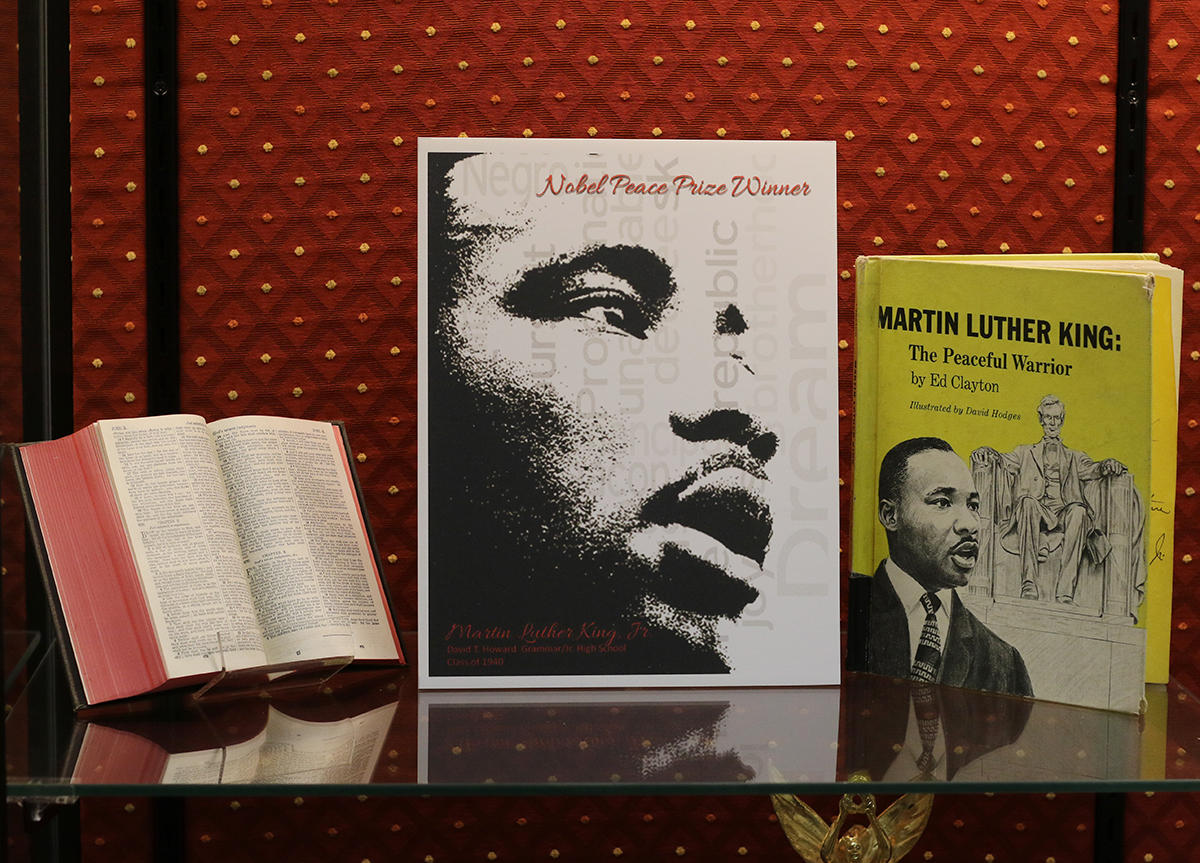 booker t washington and martin luther Martin luther king, jr and booker t washington essay participation is as well important so that decisions are not made by a few people participation by the masses insures greater.