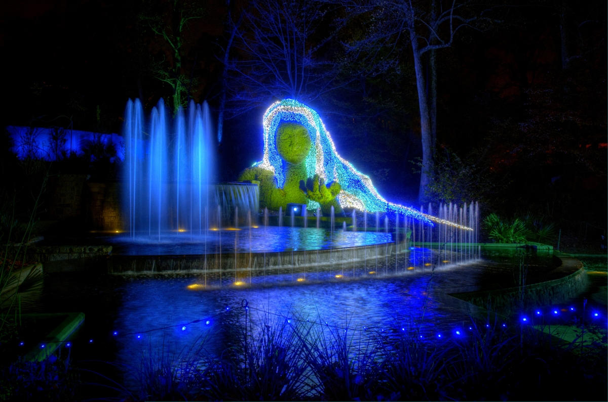 5 Atlanta Holiday Lights Shows You Don 39 T Want To Miss
