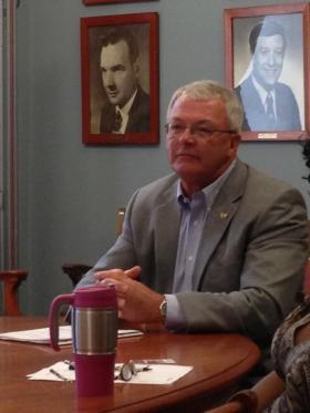Onondaga County Legislator Chet Dudzinski