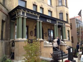 Conifer and the city wanted to preserve historic value of the buildings, now called Kasson Place on James Street.
