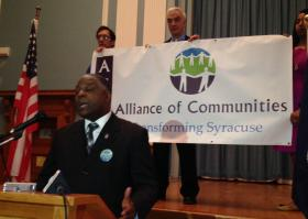 Police Chief Frank Fowler joined the call for increased Pre-K funding as part of the state budget