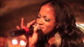 Vocalist Sherma Andrews