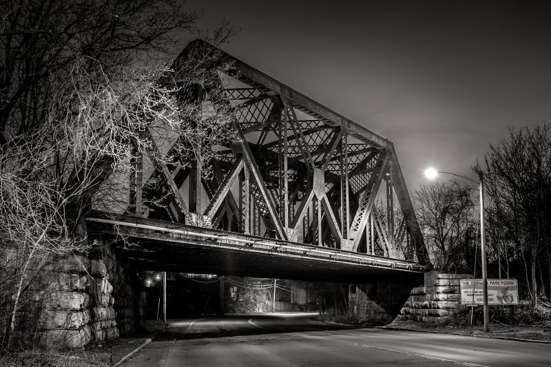 Erie Boulevard Railroad Bridge
