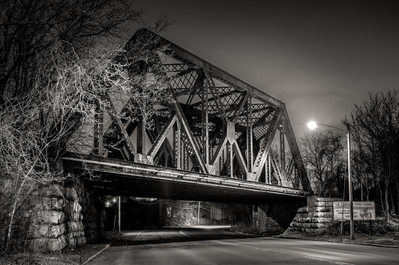 Erie Boulevard Railroad Bridge
